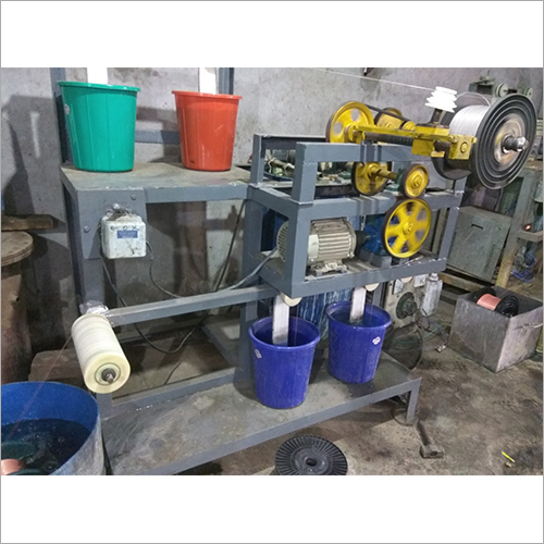 Silver And Nickel Plating Machine