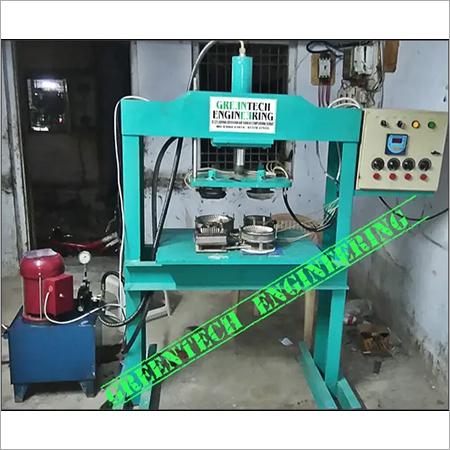 Automatic Paper Dish Making Machine