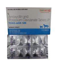TOXOMOX 500-AMOXICILLIN