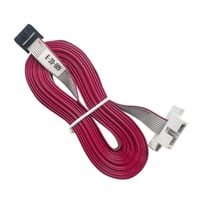 Flat Cable with Box Header and IDC Connector