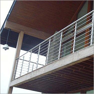 Balcony Grill Fabrication Service