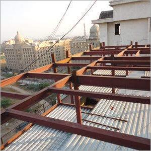 Pre Engineered Building Fabrication Service