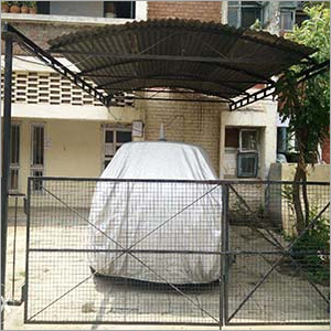 Residential Parking Shed
