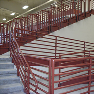 Building Grill Fabrication Service