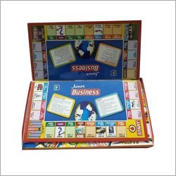 Kids Business Board Game Box