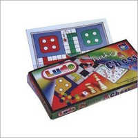 Ludo Board Game Box