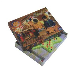 Chinese Checkers Board Game Box