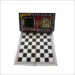 Indoor Chess Board Game Box