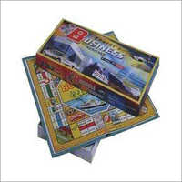 Business Board Game Box