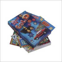 Kids Board Game Box