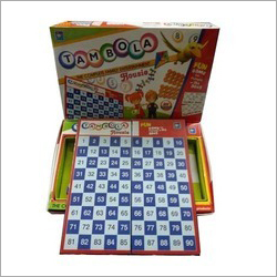 Tambola Board Game Box