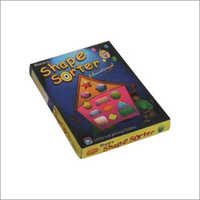 Kids Shape Sorter Educational Board
