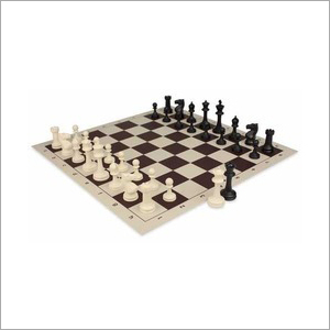 Magnetic Chess Board And Ludo