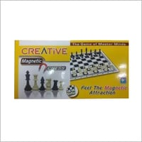 Foldable Magnetic Chess Board