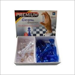 Premium Crystal Chessmen