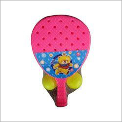 Plastic Tennis Racket
