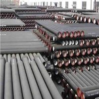 Ductile Iron Round Pipe