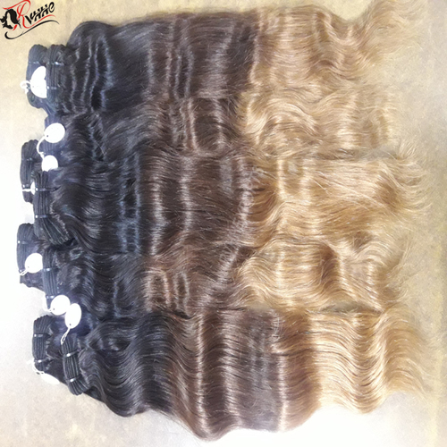 Hot New Products Body Wave Hair Ombre Color Human Hair Bundles