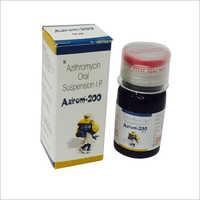 Azorom 200 Azithromycin Oral Suspension