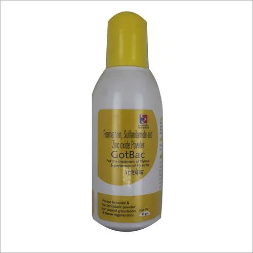 GOTBAC POWDER  40GM-PERMETHRIN 2% W/W+SULPHANIMIDE
