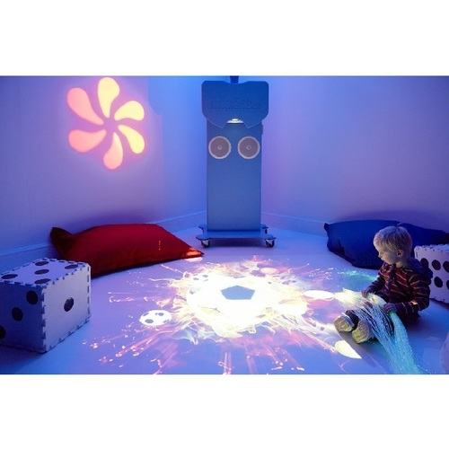 Interactive Game Interactive Floor/Interactive Wall Projection System