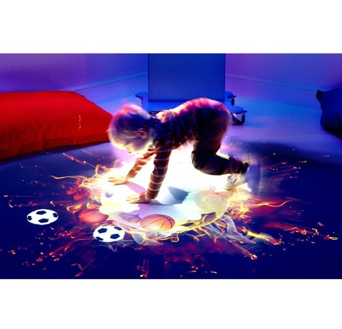 Immersive interactive projection system interactive projection system kid games