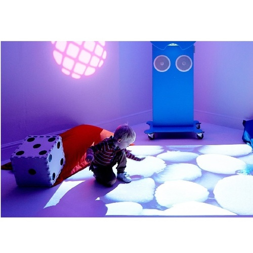 Indoor Playground Floor Projection System Interactive Floor Projection game