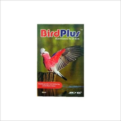 BIRDPLUS 30ML-VITAMIN A 3010IU+VITAMIN D3-E-