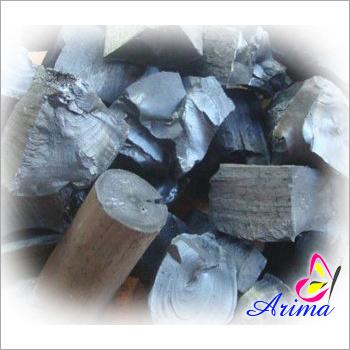 Black Hard Wood Charcoal