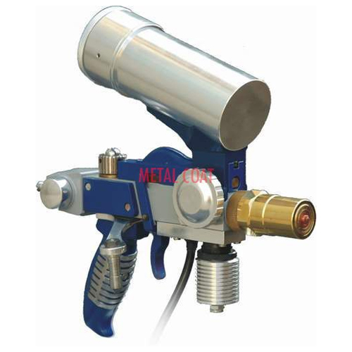 5PM-II Powder Flame Spray Gun