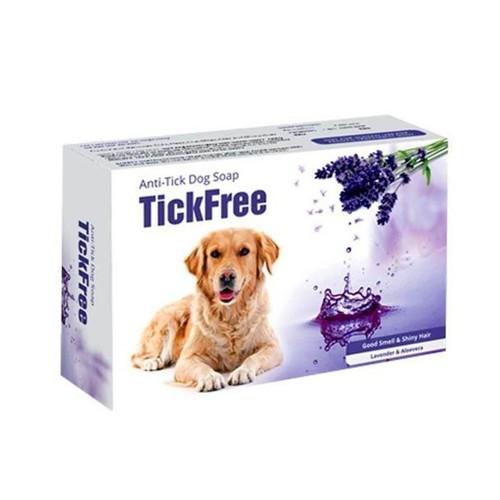 TICKFREE SOAP 75GM