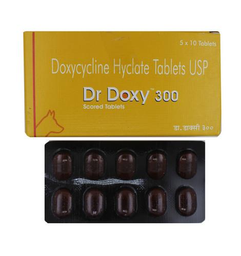 Dr Doxy 300mg-doxycycline Hyclate