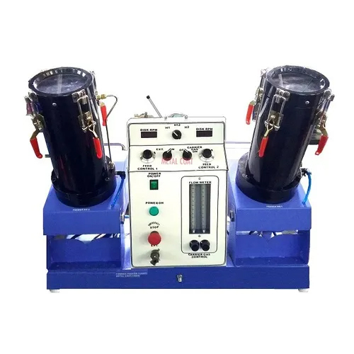 MPF 3350 Twin Powder Feeder