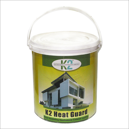 Elastomeric Exterior Coating Paint