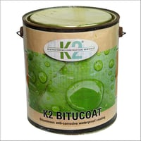 Bituminous Anti-Corrosive Waterproof Coating