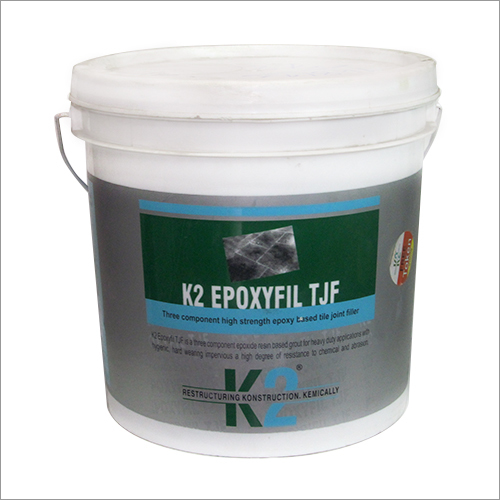 Epoxy Based Tile Joint Filler