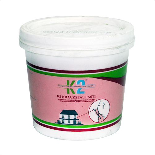 Acrylic Polymer Based Crack Filling Paste