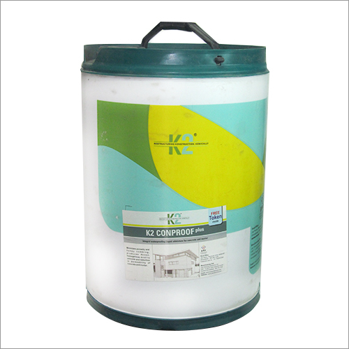Integral Waterproofing Liquid Admixture