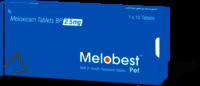 Melobest(Meloxicam) Pet Tabs-MELOXICAM 2.5MG