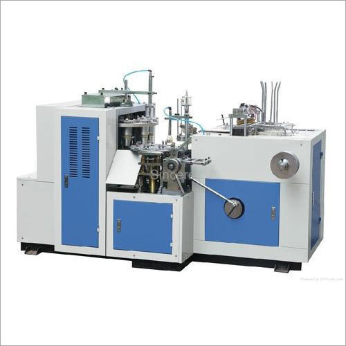 Automatic Tea Paper Cup Making Machine