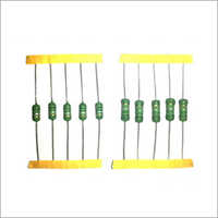 Fusible Axial Wire Wound Resistors
