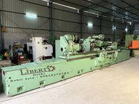 TOS BUT 63/3000 Cylindrical Grinder