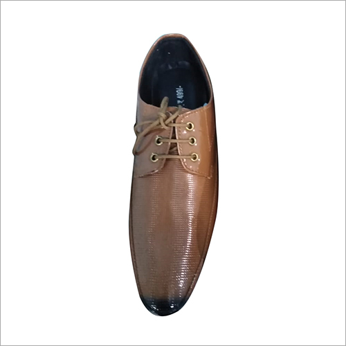 Mens Brown Formal Shoes