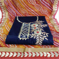 Embroider Dress Material
