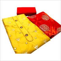 Partywear Dress Material