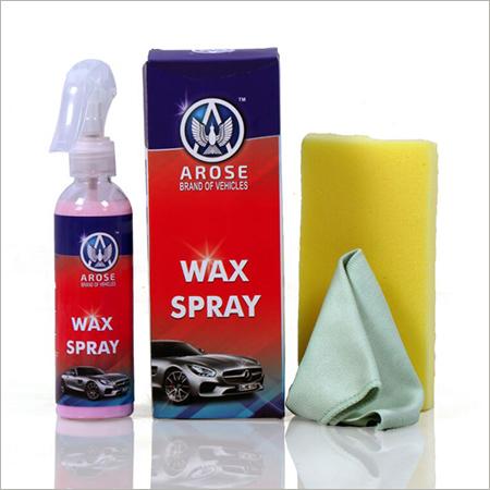 Wax Spray