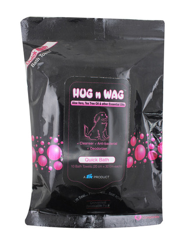 HUG & WAG QUICK BATH