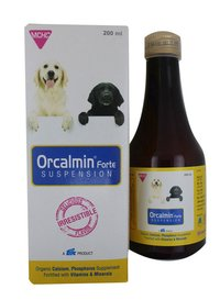 Orcalmin Forte Suspension 200 Ml Microcrystalline Hydroxapatite