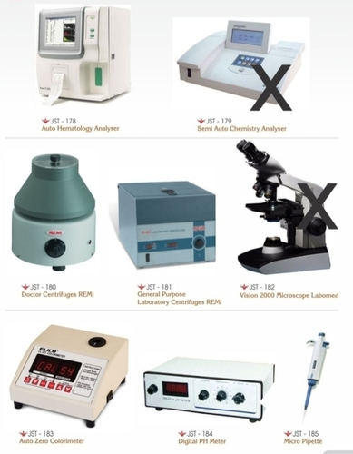 Laboratory / Pathology Equipments