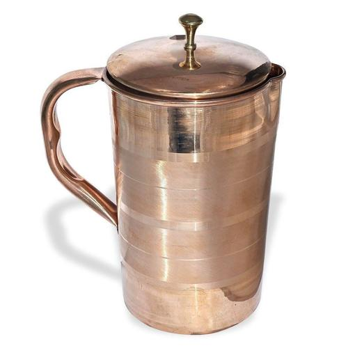 Copper traditional jug